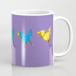 Chocobo race Coffee Mug