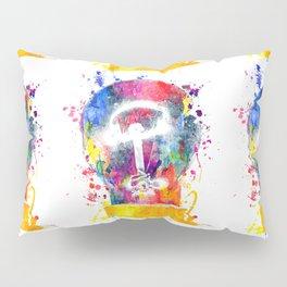 Incandescent Light Bulb Pillow Sham