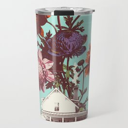 FLOWER HOUSE Travel Mug
