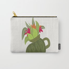Floral vibes XIII Carry-All Pouch