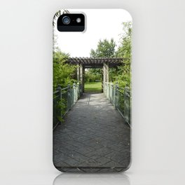 Alcoa Greenway iPhone Case