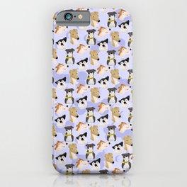 Jenna marbles dog design iPhone Case