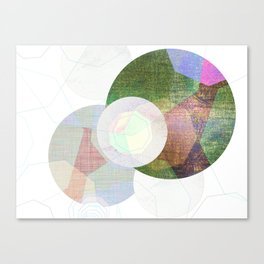 LIGHTS #NEW PERSPECTIVE Canvas Print