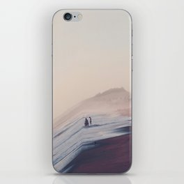 See The World From A Different Angle iPhone Skin