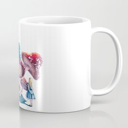 Caterpillar and Alice Coffee Mug