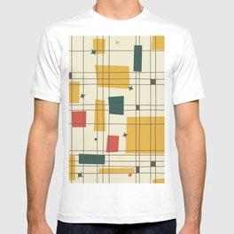 Mid-Century Modern (gold) T-shirt