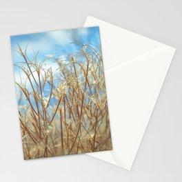 Grassy Nature Sunny Day Stationery Cards