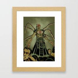 The Great Devourer Framed Art Print