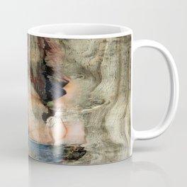 Nude on nervous board Coffee Mug