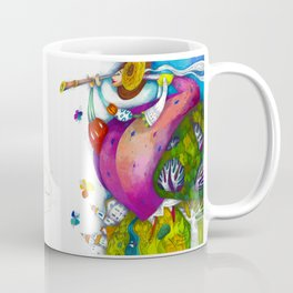 """Illustration for the picture book """"Nonsense Poems for Kids"""" 2 Coffee Mug"""
