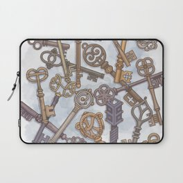 Unlocking Secrets Laptop Sleeve