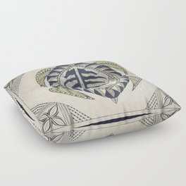 Sacred Turtle Floor Pillow