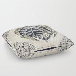 Sacred Turtle Floor Pillow