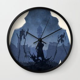 Dishonored Wall Clock