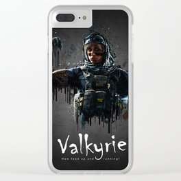 Valkyrie Clear iPhone Case
