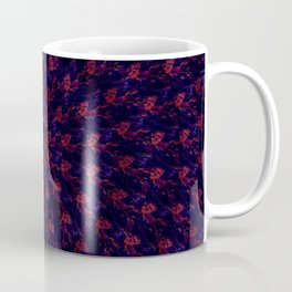 Spiral Bouquet Pattern Coffee Mug