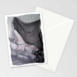 Recline Stationery Cards