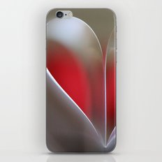 It was a heart iPhone & iPod Skin