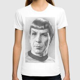 Spock - Fascinating (Star Trek TOS) T-shirt