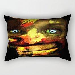 """Future Child"" Rectangular Pillow"