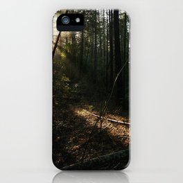 Woodland Heaven iPhone Case