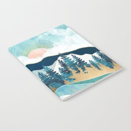 Summer Forest Notebook
