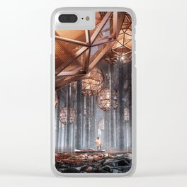 Shallow Clear iPhone Case