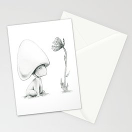 Mushie Friend Stationery Cards