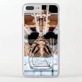 Looking Glasses Clear iPhone Case