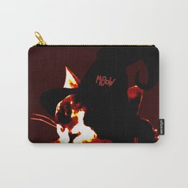 Witches' Cat Carry-All Pouch