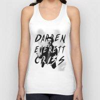 darren criss Tank Tops featuring Darren Criss by kltj11