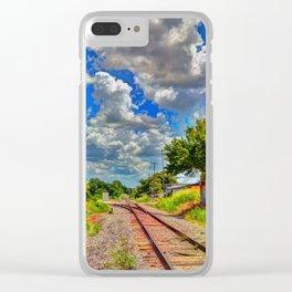 Elgin Clear iPhone Case