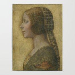 Da Vinci Art Print Poster