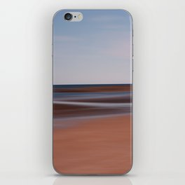 Lines in the sand iPhone Skin