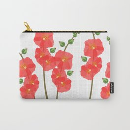 Poppin' Poppies Carry-All Pouch