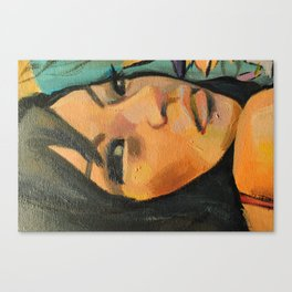 Lindy Canvas Print