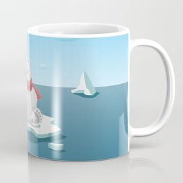 Polar breakfast Coffee Mug