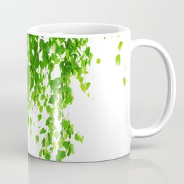 Green Leaves Delight #1 #tropical #decor #art #society6 Coffee Mug