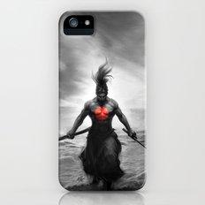 Courage of Samurai Slim Case iPhone (5, 5s)