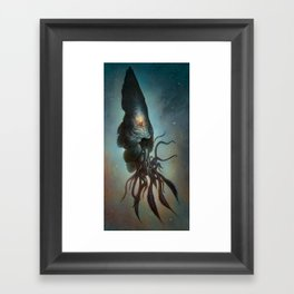 Yawanpok the Void Menace Framed Art Print