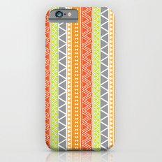 pattern series 094 tribal-esque Slim Case iPhone 6s