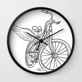 Dream Bike Wall Clock