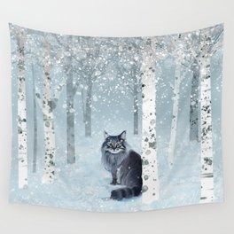 Finny Forest Wall Tapestry