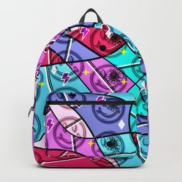 Pop Art peace for all Backpack