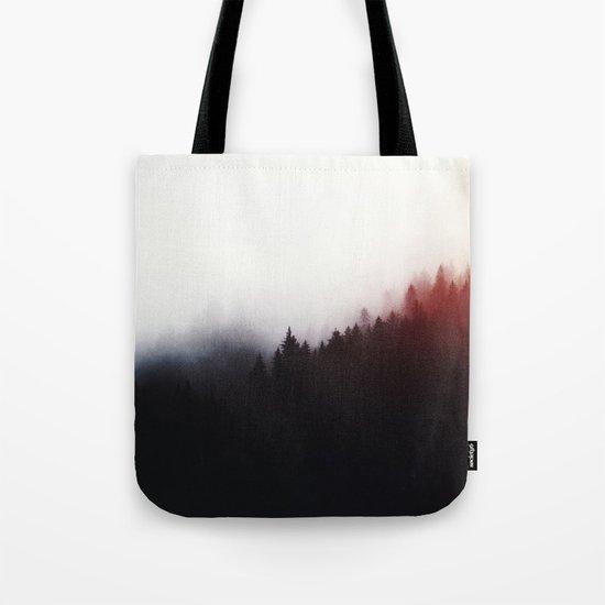 Watercolor woods Tote Bag