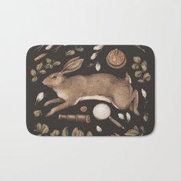 Rabbit's Garden Collection Bath Mat
