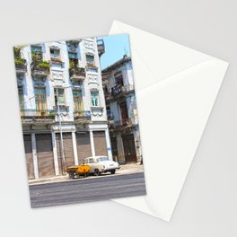 Old city II Stationery Cards