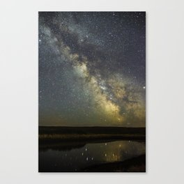 Magnificent Milky Way Canvas Print