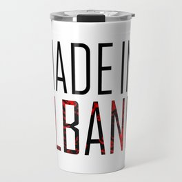 Made In Albania Travel Mug