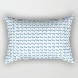 For the Elk-aholic Rectangular Pillow